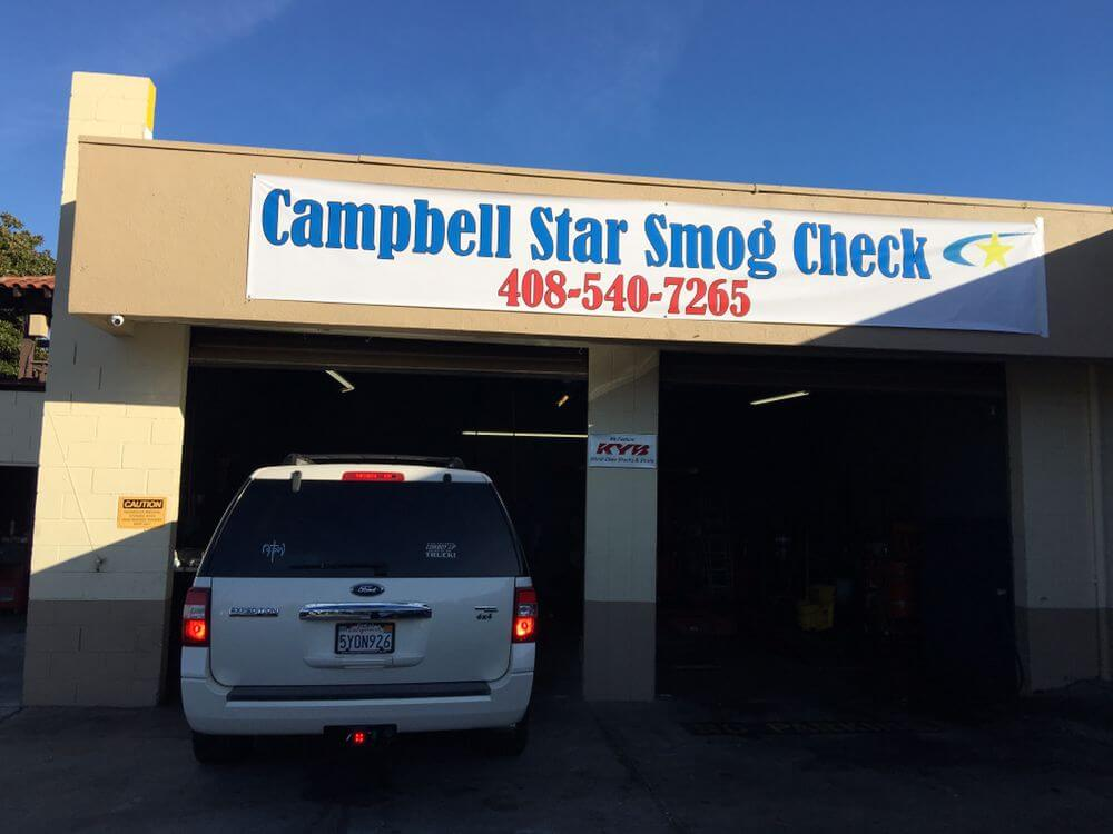 Smog Appointment Smog Check Campbell Call Now 408